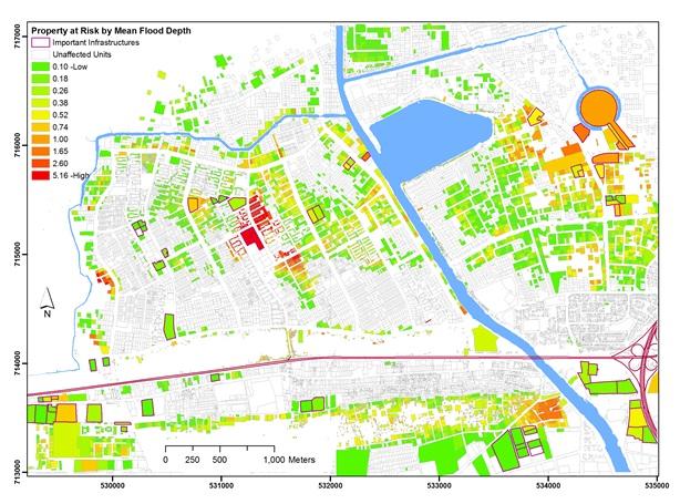 description mdissertationworkinfrastructure_zonestatsinfra risk map depth
