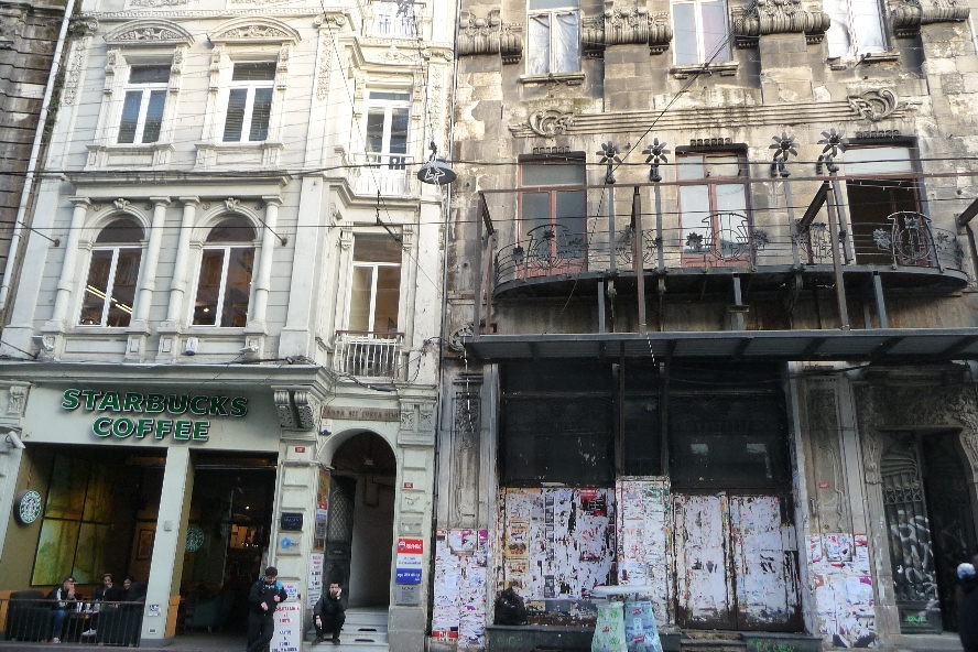 [Istanbul rent gap]